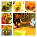 Malaysia sakae sushi not bad...hahahaha!!!cheaper than Singapore!👍 good try..