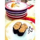 太久没有来sushi king了!menu竟然换了!👍 #sushiking #sushi #lunch #yummy #food #instaphoto