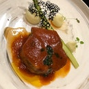 Slow cooked Sakura Pork Collar