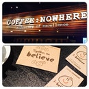 COFFEE:NOWHERE