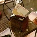 Cute Dessert On A Chair