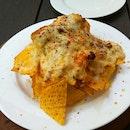 Chilli Cheese Nachos