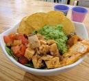 Guacamole Salad ($15)