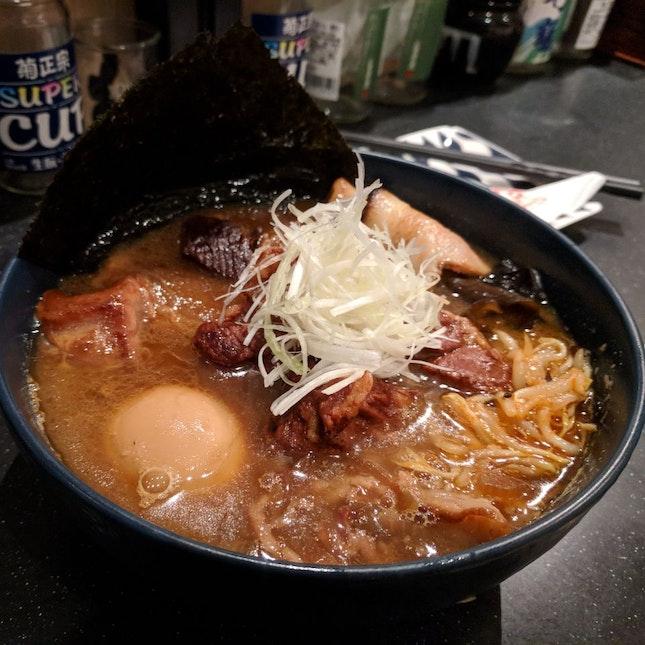 Sumo Ramen ($23)