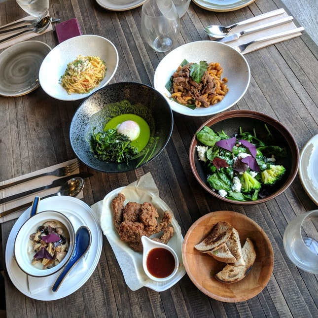 Tapas-style Small Plates