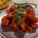 Gobi Manchurian (Cauliflower)