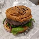 Beef Chimichurri Burger ($24)