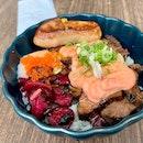 Mentaiko Beef Bowl + Foie Gras