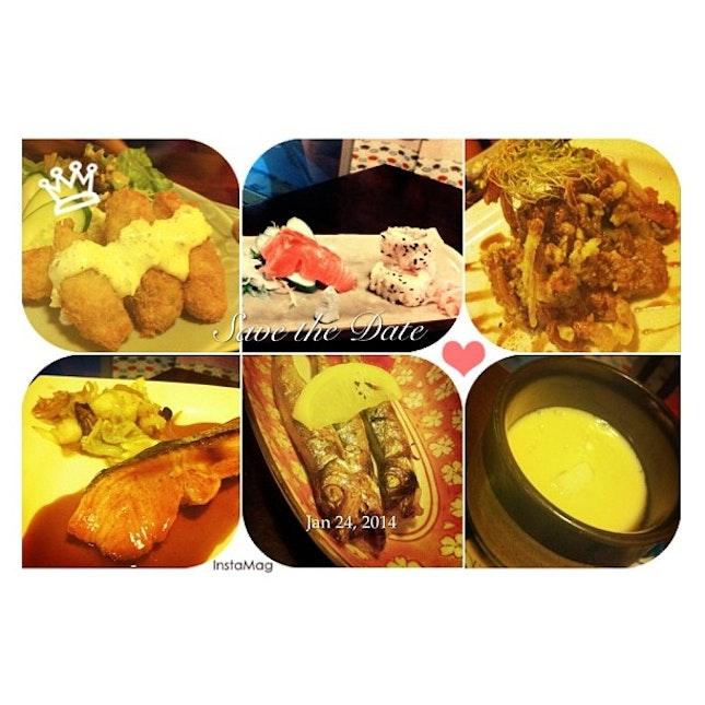 Salmon dinner #salmon #dinner #thanks #moody #food #yummy