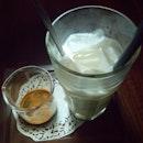 #Vietnam #coffee ala Miss Bee, with @jeffrysie #Bandung