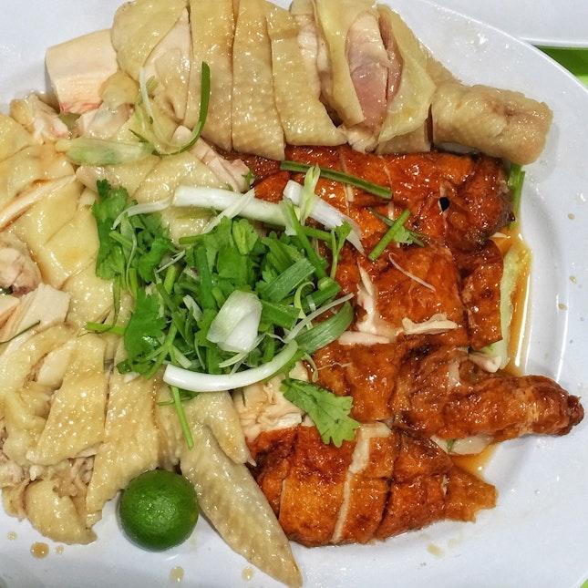 Boneless Chicken Rice