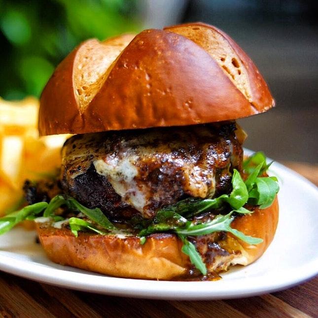 Perigord Burger ($29)