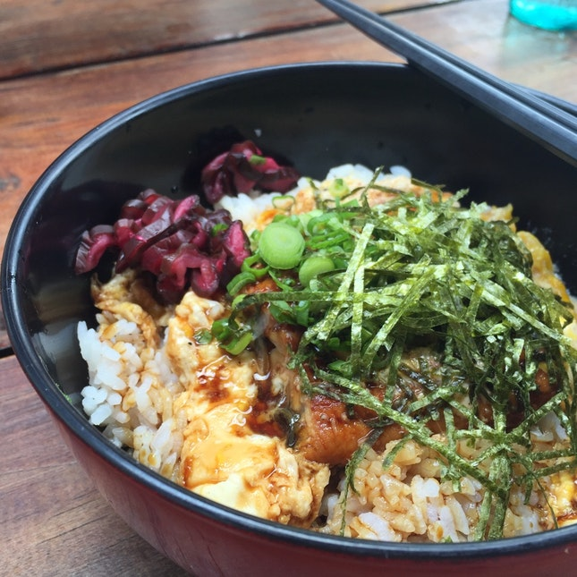 Unagi Rice Bowl