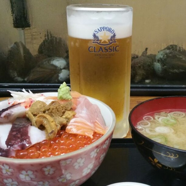 Lunch At Hakodate