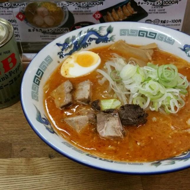 Ramen Alley (Sapporo)