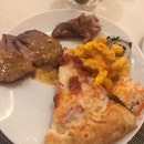 Maki, Meat Pizza, Baked Macaroni, Beef Meat