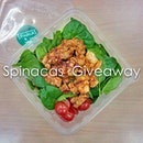 [Giveaway] Have you come across some protein-light and carb-heavy salad that would make you feel unfilling?