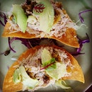 #tostada de #cangrejo #crab #crabmeat #avocado #mexicanfood  #8dayseat #burpple #eatoutsg #foodiesg #foodphotography #foodporn #foodpornsg #foodsg #foodstagram #hungrygowhere #igfoodies #instafoodsg #instafood_sg #sgeats #sgfood #sgfoodblogger #sgfoodie #sgfoodies #sgfoodporn #sgfoodunion #singaporefood #tslmakan #whati8today #yahoofood