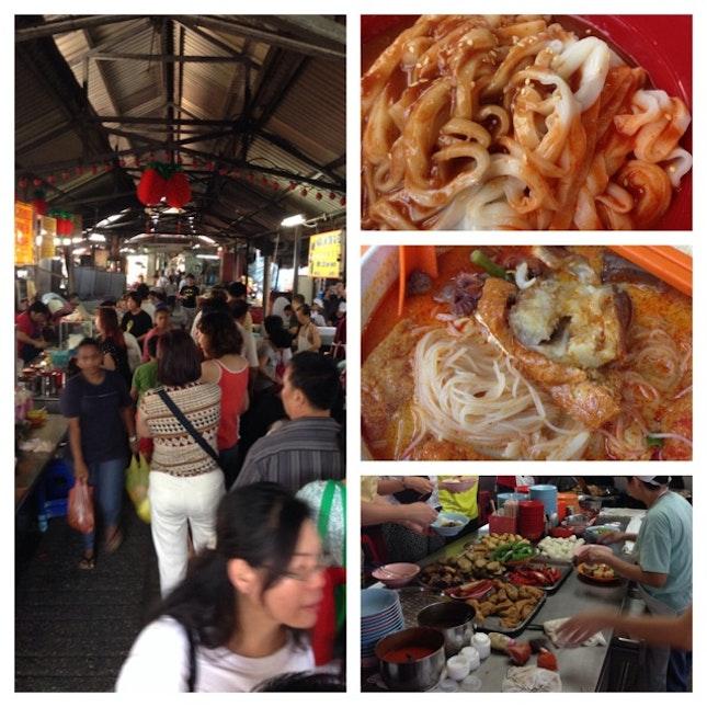 Madras Lane Street Food