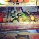 #rainbow kueh