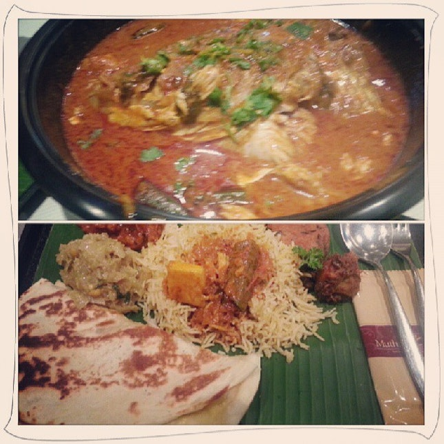 Curry Fish Head #yum #burpple