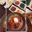 Cold Kimchi Noodles ($15)