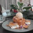 $20 Sticky Date Pancake