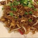 Fried Glass Noodle