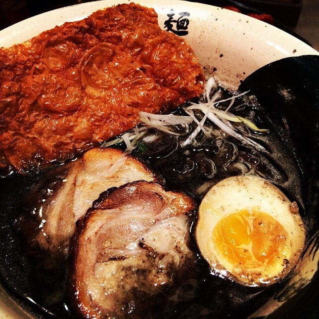 #love #ramen #especially #on #rainy #days #but #this #is #not #my #dinner