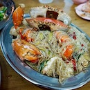 Physically in Bali but still thinking about this wonderful crab beehoon at Sin Huat