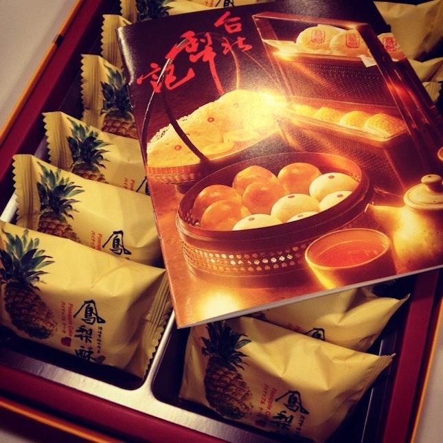 Treats from Taipei
