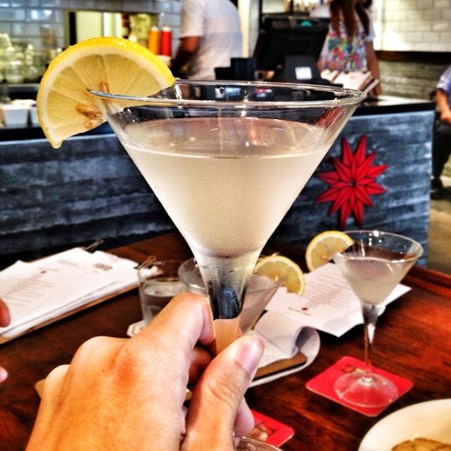 'No. 1 Yuzu' Cocktail