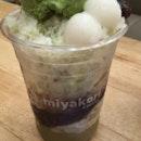 Desserts at @MiyakoriCoffee #CitySquareJB.