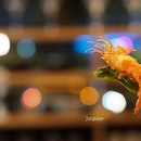 Perfect evening for Osaka #kushikatsu at the very first overseas outpost of One-Michelin-starred #Japanese restaurant Rokukakutei - it's located at Odeon Towers.