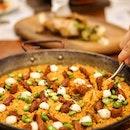 Sudden craving for #paella!