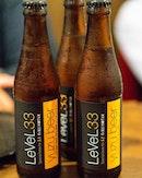 Exclusive brew from @level33_sg this 'Supper Special' period: Yuzu #Beer made using fresh yuzu zest.