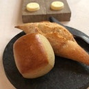 Few things beat the simple brilliance of butter and bread.