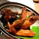 Mmmmmdaaappp #thaiwings #geebonciteats #foodie #foodporn #spicy #nomnom #whatieattoday