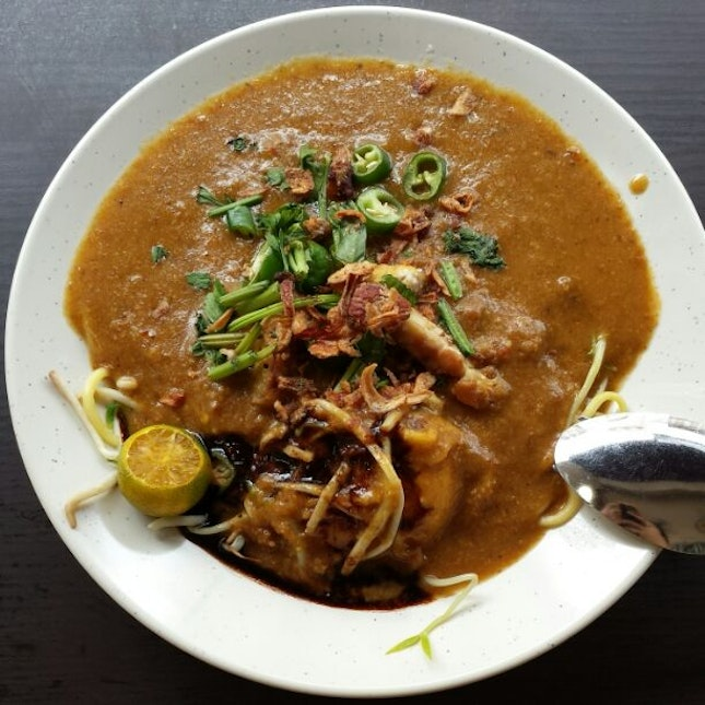 Mee Rebus For 1