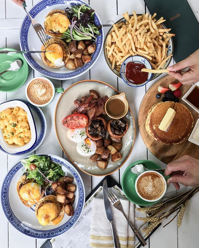 Brunch Situation @noshsg, available both at the Greenhouse and at The Noshery on Weekends (10.30am - 3pm).