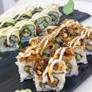 Tofunagi Maki ($12)