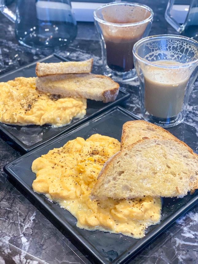Sourdough + Eggs08 & Heartbreak