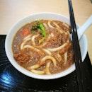 Vegetarian Mushroom Noodles
