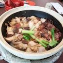 Geylang Claypot Rice.