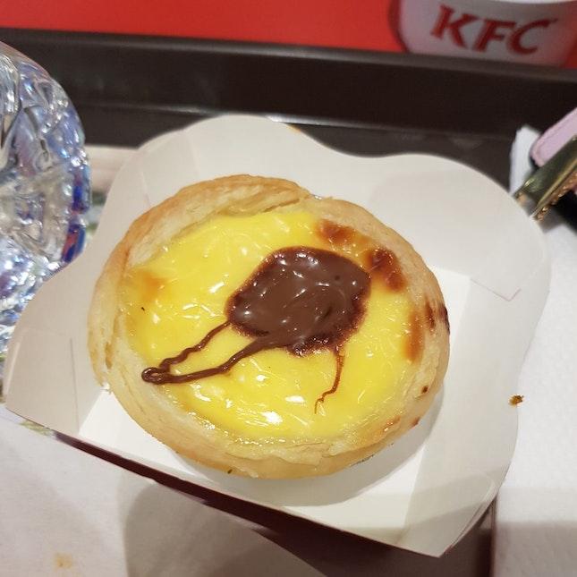 Hazelnut Chocolate Eggtart