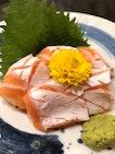 Sake Belly Sashimi