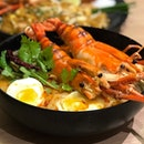 River prawn Tom yum