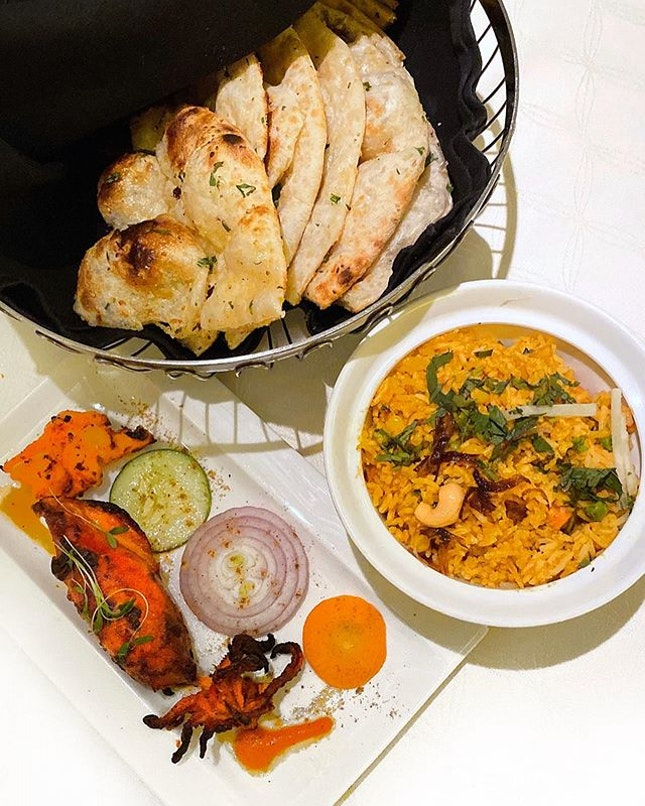 ❤️If you're craving for some authentic traditional Indian Cuisine, @tandoorsg - an award winning Indian Cuisine restaurant does a fine job.