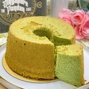 🎂Singapore Pandan Chiffon Cake- Super pillowy soft, moist and the fragrance of the Pandan and coconut definitely shines in this cake.