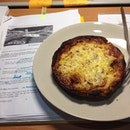 Late night snack whikw studying #foodporn#quiche#epic#geography
